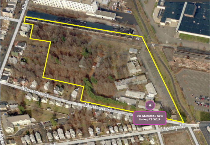 RESIGHT announces Demolition underway on the former Winchester Repeating Arms factory project located in New Haven, CT