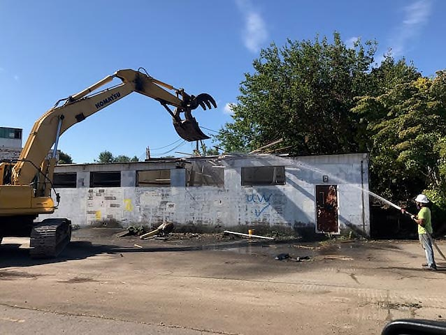 RESIGHT Project Update – Heavy Equipment Moves on to New Haven, CT Redevelopment Project Site