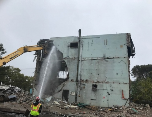 New Haven, CT Redevelopment Site – Tract C Demolition Project Update