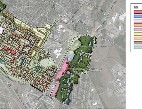 Alcoa West Plant Redevelopment Project Vision Rising Like a Phoenix