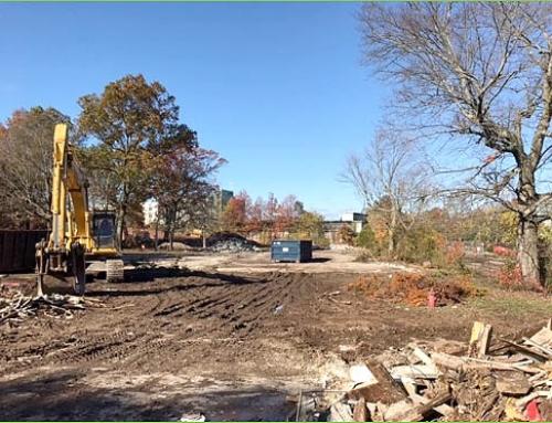 Swift Progress on New Haven Project