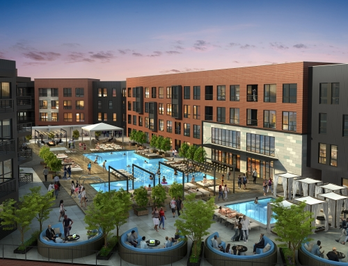 Updated Plans Released for New Haven, CT Redevelopment Project