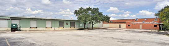 Airport Industrial Center - San Antonio, Texas