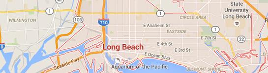 Circle Triangle Retail Center - Long Beach, California