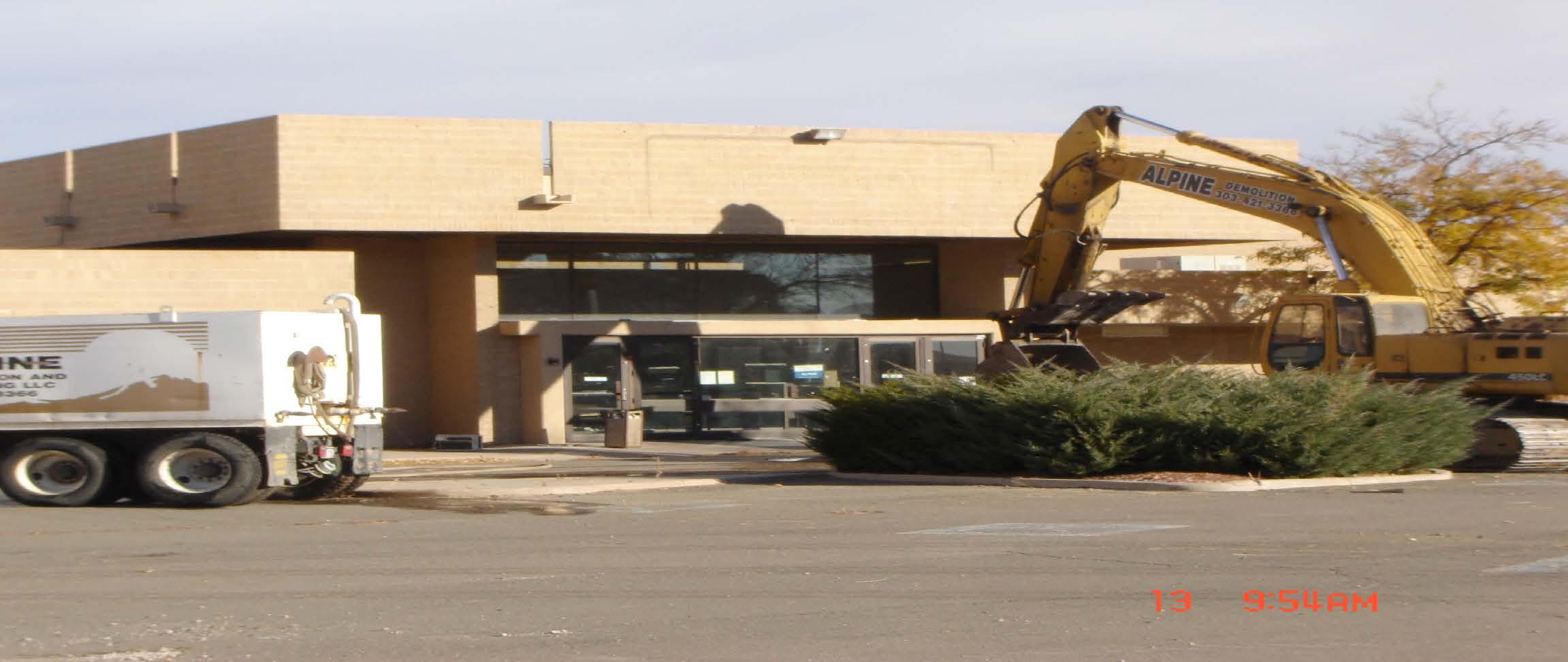 Former Building 667 Property - Denver, CO