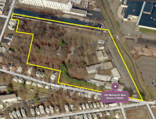 Development Advances for 201 Munson Street Project in New Haven, CT