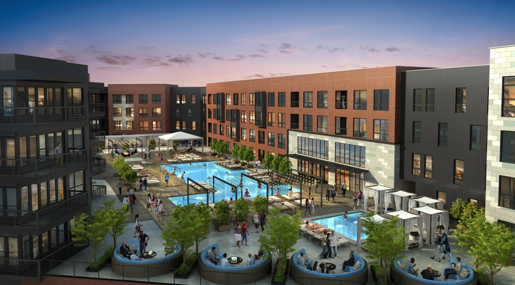 Updated Plans Released for New Haven, CT Redevelopment